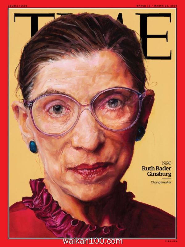 [美国版]Time 3月刊 16 2020年高清PDF电子杂志外刊期刊下载英文原版