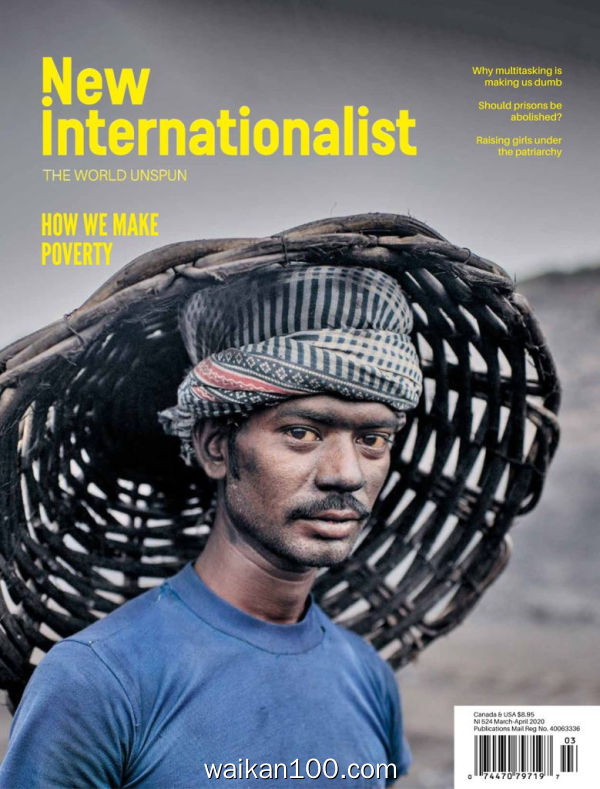 New Internationalist 3月刊 2020年 [45MB]