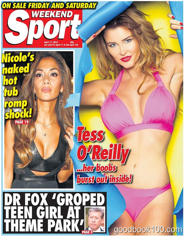 Weekend Sport UK – 17 April 2015
