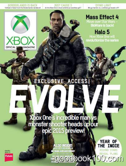 Official Xbox Magazine – February 2015