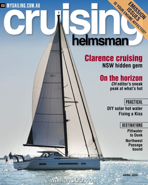 Cruising Helmsman 4月刊 2020年 [63MB]