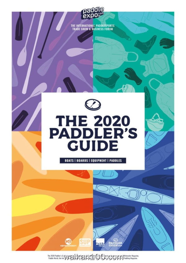 All Paddlesports Buyers Guide 2月刊 2020年 [174MB]