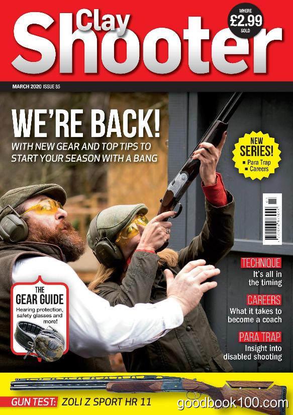 Clay_Shooter__March_2020英文原版高清PDF电子杂志下载