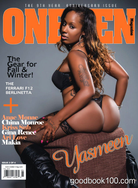 OneTen – Fall Issue #3 of 4, 2014