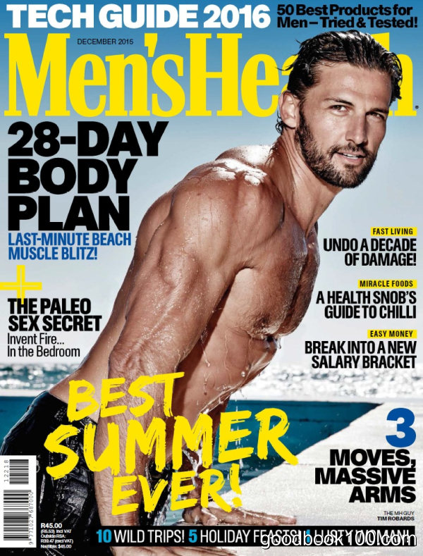 Men's Health South Africa – December 2015