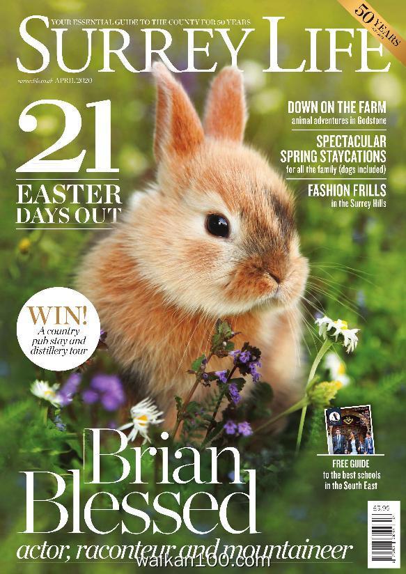 Surrey Life 4月刊 2020年 [138MB]