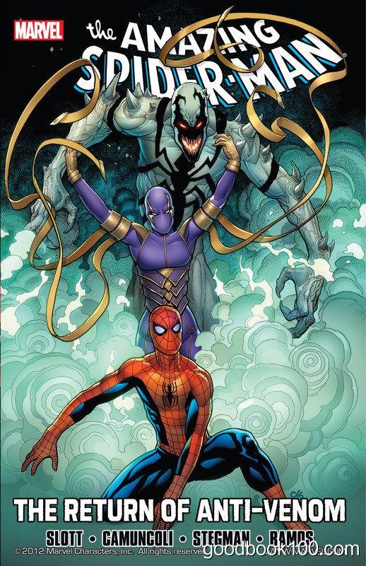 Spider-Man: The Return of Anti-Venom (2012) (Digital-TPB)