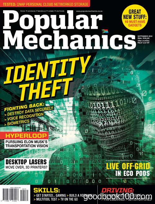 Popular Mechanics South Africa – September 2016