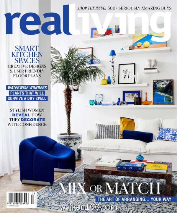 [澳大利亚版]Real Living 3月刊 2020年 [171MB]