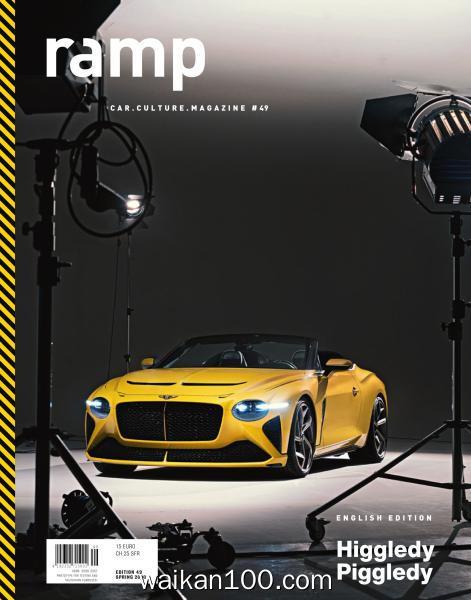 R& English Edition 总期数No.49 Spring 2020年高清PDF电子杂志外刊期刊下载英文原版