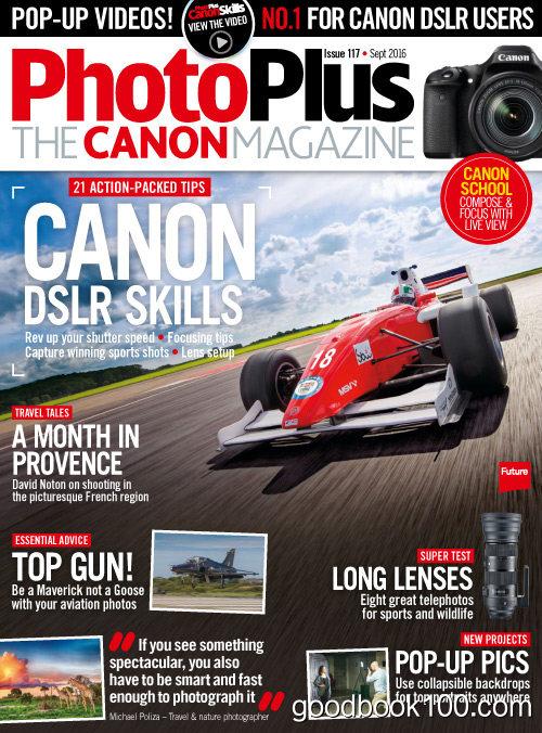 PhotoPlus – Issue 117, September 2016