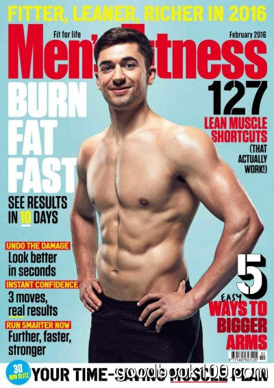 Men's Fitness UK – February 2016
