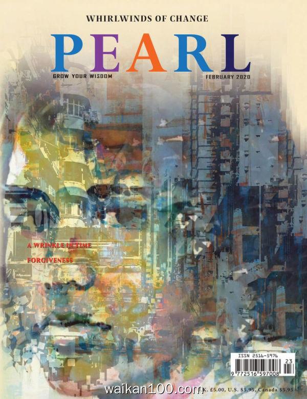 Pearl 2月刊 2020年高清PDF电子杂志外刊期刊下载英文原版