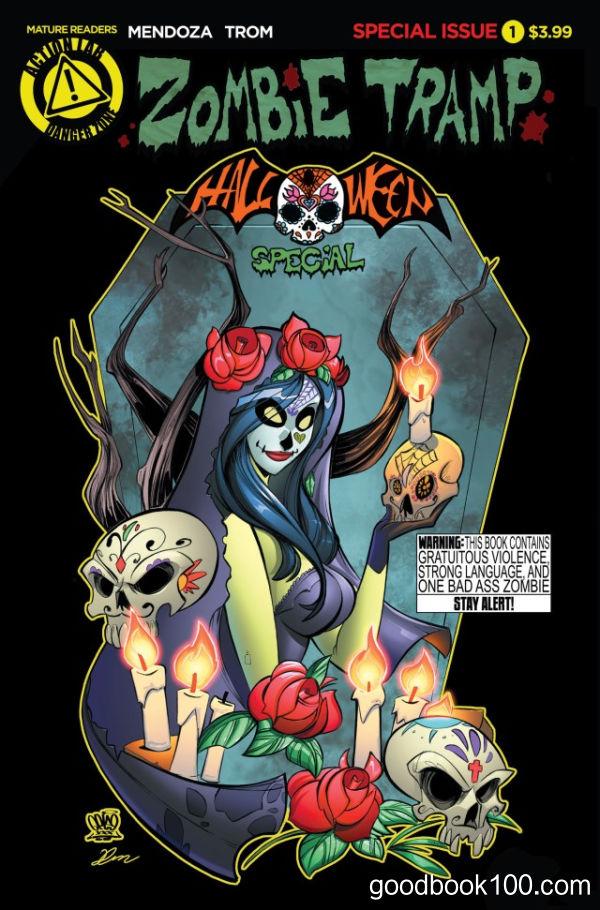 Zombie Tramp Halloween Special (2015)