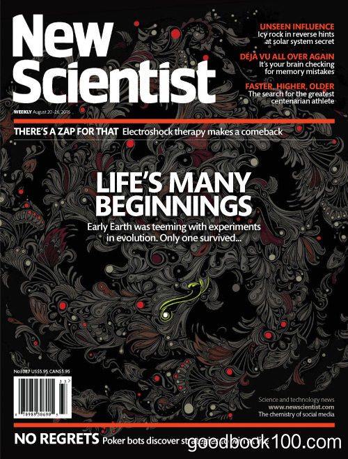 New Scientist – August 20, 2016