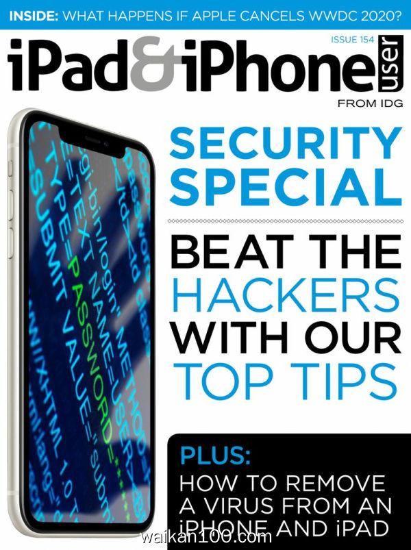 iPad&iPhone User 3月刊 2020年 [10MB]