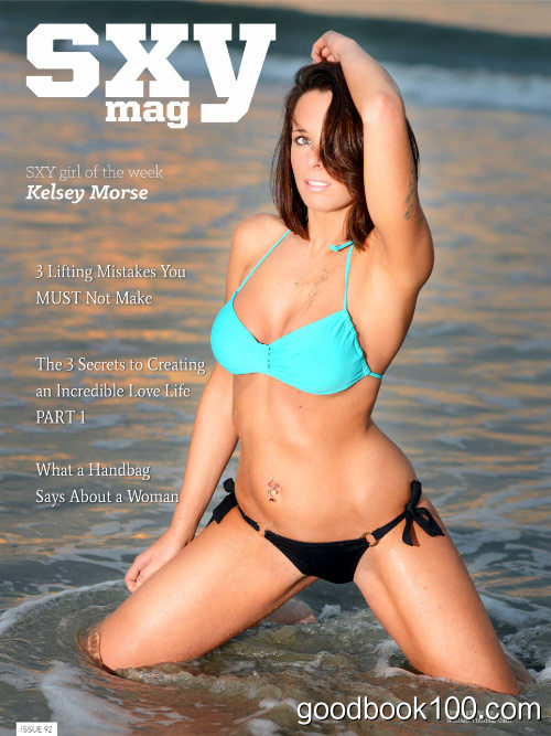 SXY Mag – Issue 92, 2015