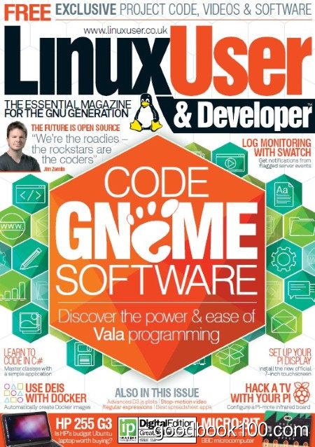 Linux User & Developer – Issue 158 2015