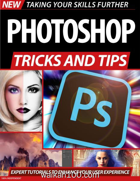 Photoshop Tricks and Tips 3月刊 2020年 [88MB]
