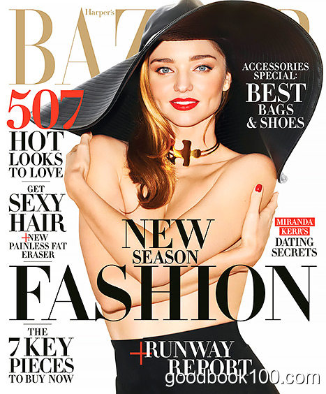 Harper's Bazaar USA – February 2015