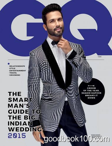 GQ India – The Smart Man's Guide to the Big Indian Wedding 2015