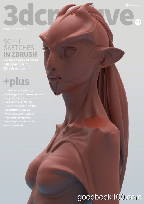 3D Creative – Issue 115, March 2015