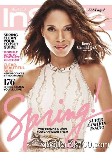 InStyle USA – March 2015