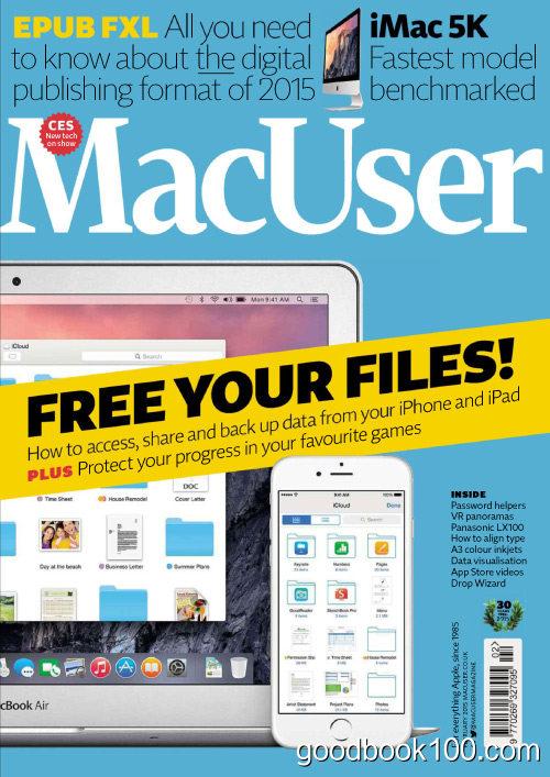 MacUser – February 2015