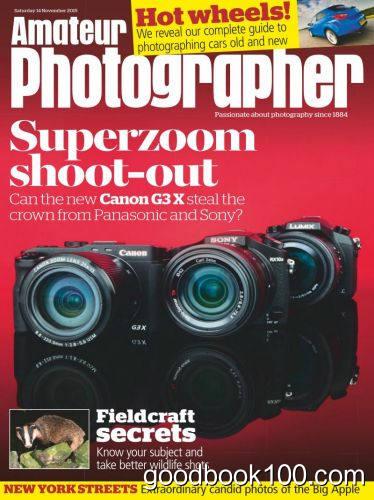 Amateur Photographer – 14 November 2015