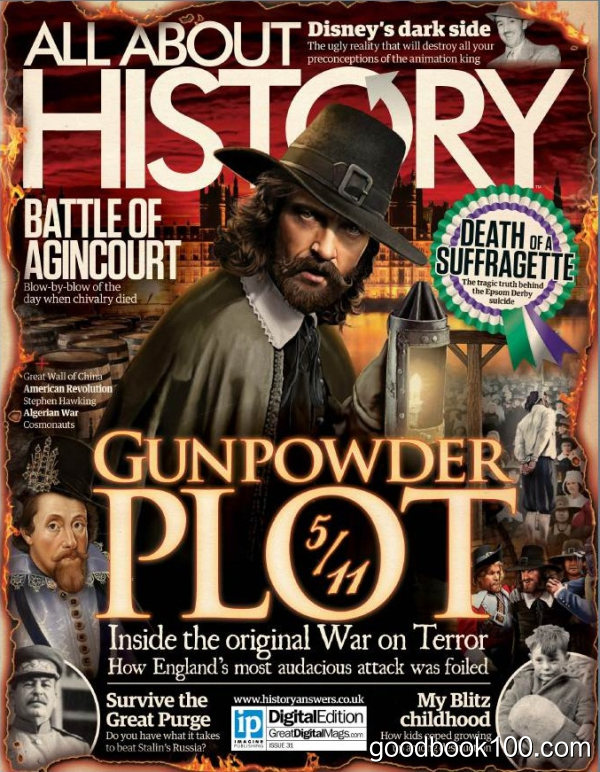 All About History – Issue 31, 2015