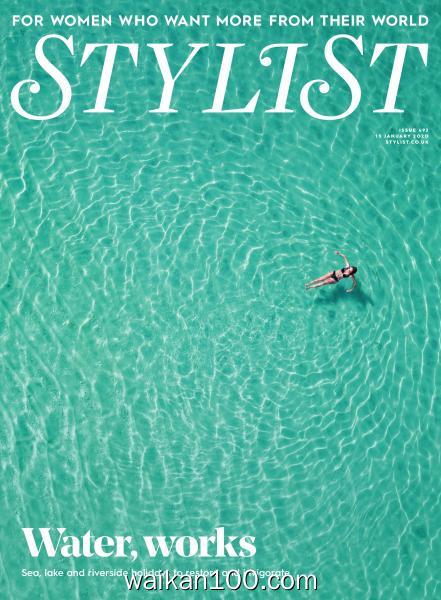 [英国版]Stylist 总期数No.492 15 1月刊 2020年 [50MB]