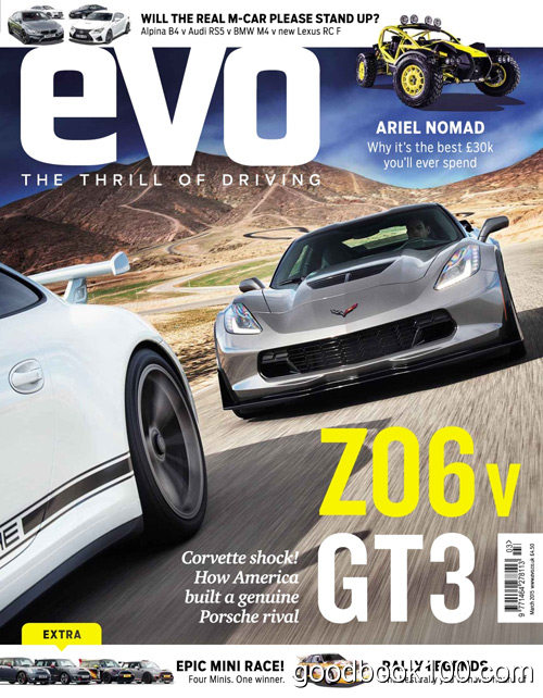 Evo UK – March 2015