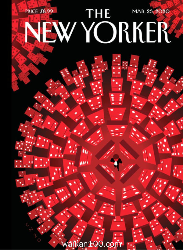 The New Yorker 3月刊 23 2020年 [35MB]