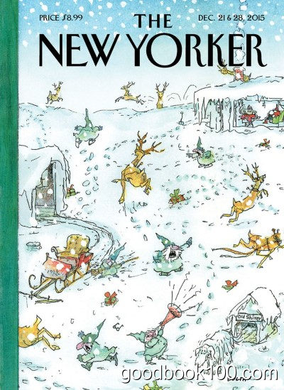 The New Yorker – 21 December 2015