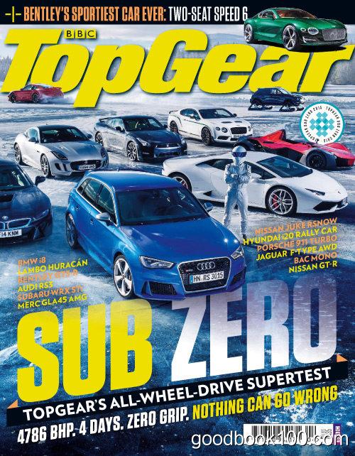 Top Gear UK – April 2015