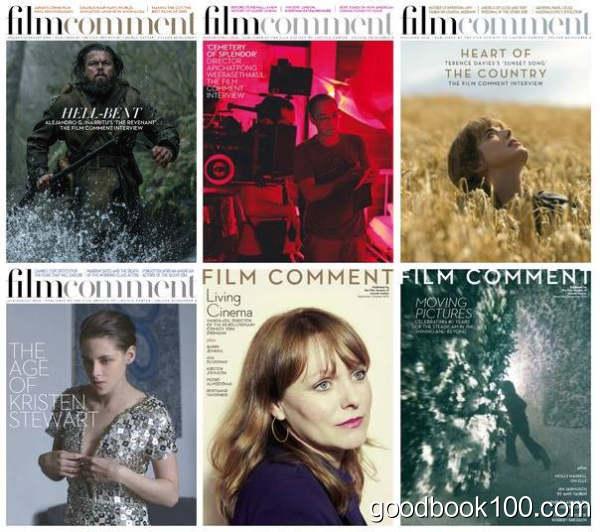 电影评论_Film Comment_2016年合集6本共PDF杂志电子版百度云下载